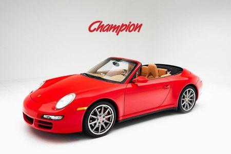 2007 Porsche 911 Carrera 4S Cab picture #1