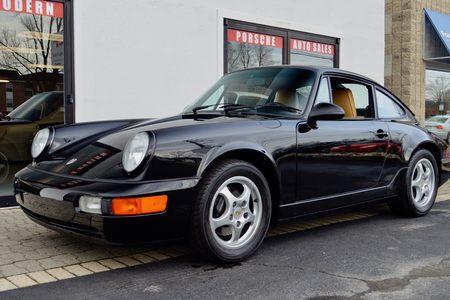 1993 Porsche Carrera 2 Coupe picture #1