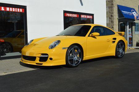 2009 Porsche Turbo Coupe (manual) picture #1