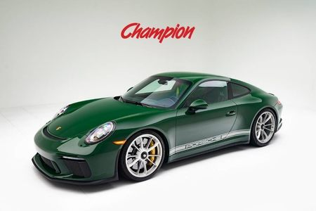 2018 Porsche 911 GT3 Touring picture #1