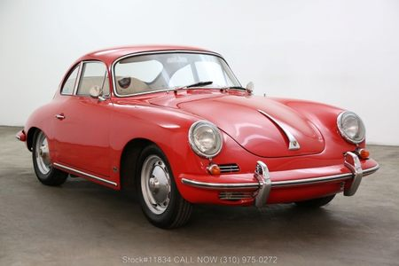 1963 356B Coupe picture #1