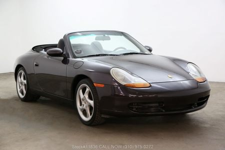 1999 996 Cabriolet picture #1