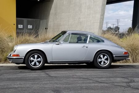 1967 Porsche 911S picture #1