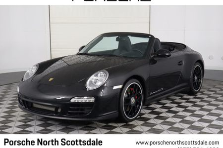2012 911 2dr Cabriolet Carrera 4 GTS picture #1