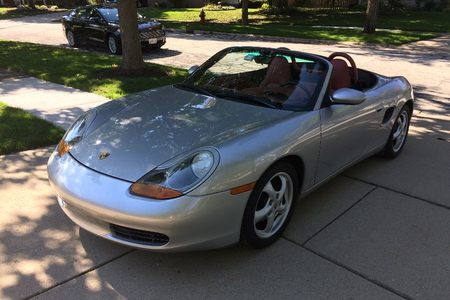 1997 Boxster picture #1