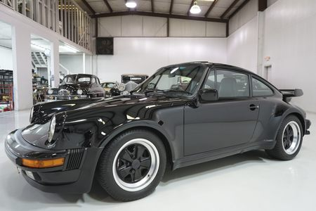 1986 930 Turbo Sunroof Coupe picture #1