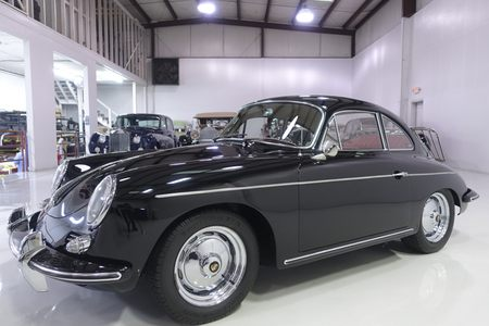 1963 356B Super Coupe by Karmann picture #1