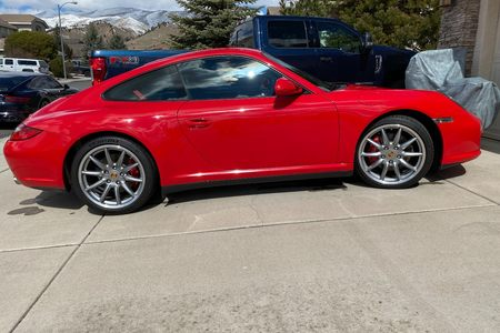2010 Carrera 4S picture #1