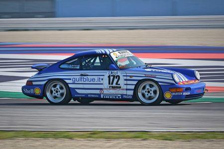 1990 911 Carrera 2 Gr. B (Carrera Cup), 1990 picture #1