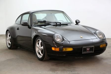 1995 993 Coupe picture #1