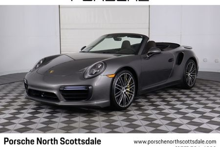 2019 911 Turbo S Cabriolet picture #1
