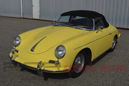 1960 Porsche 356B Roadster From The Original Owner picture #1