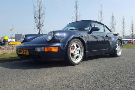 1994 964 Turbo 3.6l Rare! picture #1