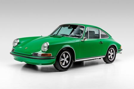1972 911S Coupe Coupe picture #1