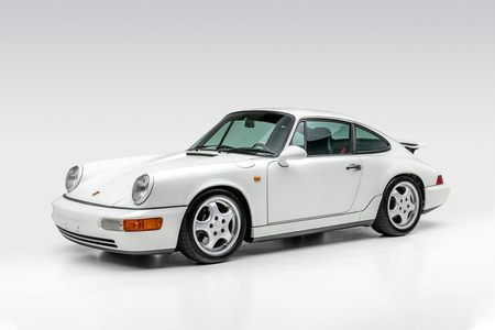 1992 911 Carrera RS Carrera RS picture #1