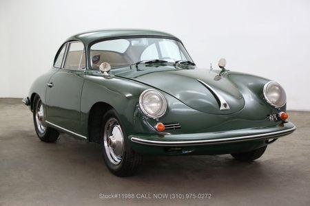 1961 356B 1600 Super Coupe picture #1