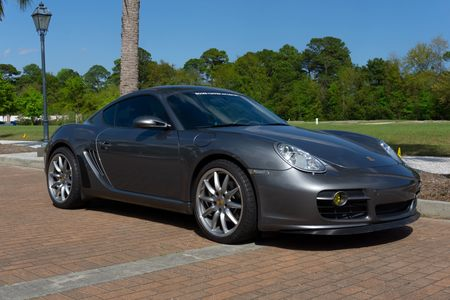2007 Cayman S picture #1