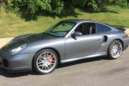 2001 911 Turbo picture #1