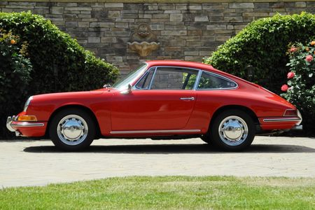 1966 Porsche 911 Coupe picture #1