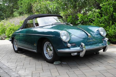 1960 356 B-Roadster picture #1