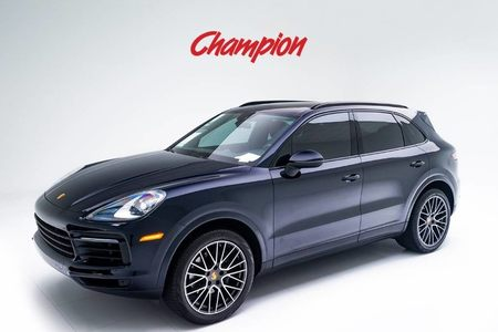 2019 Porsche Demo Sale Cayenne picture #1