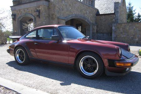 1985 911 Carrera Coupe picture #1