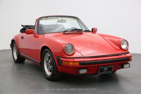 1983 911SC Cabriolet picture #1