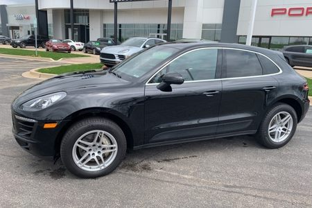 2015 Macan S picture #1