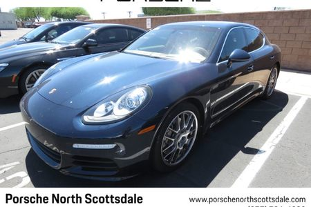 2014 Panamera 4dr Hatchback S picture #1