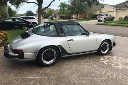1980 911 SC Targa 3.0 picture #1
