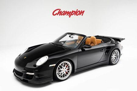 2009 Porsche 911 Turbo Cab picture #1