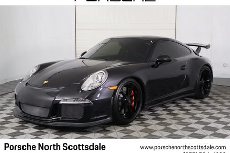 2015 911 2dr Coupe GT3 picture #1