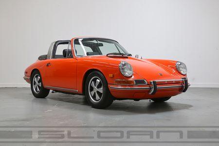 1968 912 Soft Window Targa picture #1
