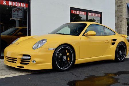 2011 Porsche 997.2 Turbo S Coupe picture #1