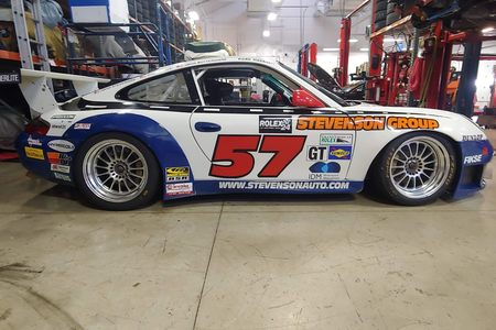 2000 996 GT3R picture #1
