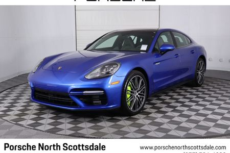2019 Panamera Turbo S E-Hybrid AWD picture #1