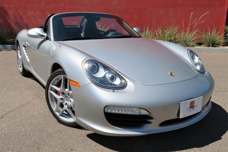 2009 987.2 Boxster S Roadster PDK picture #1