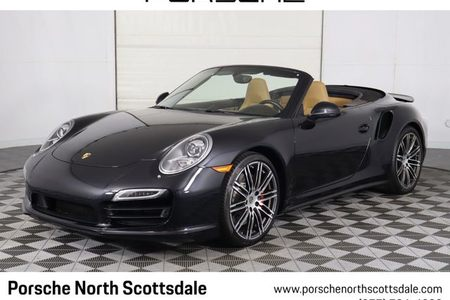 2016 911 2dr Cabriolet Turbo picture #1