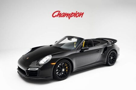 2014 Porsche 911 Turbo S Cab picture #1