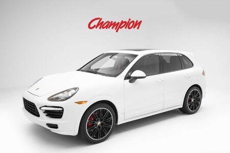 2014 Porsche Cayenne GTS picture #1