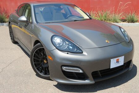 2013 Panamera Turbo S PDK PCCB $215k MSRP picture #1