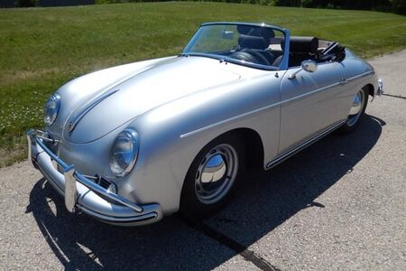 1959 356 A Convertible D picture #1