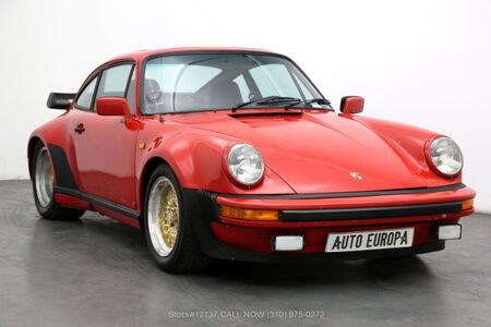 1981 911SC Turbo Look Coupe picture #1
