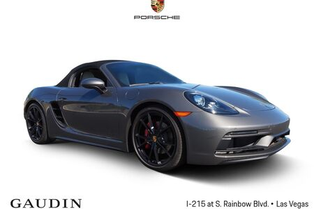 2019 718 Boxster GTS picture #1