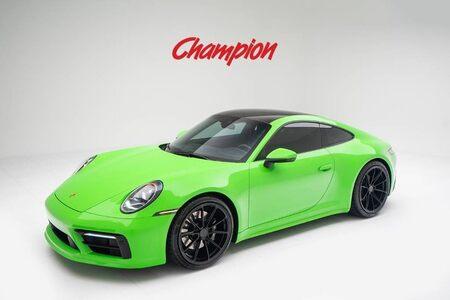 2020 Porsche Demo Sale 911 Carrera S picture #1
