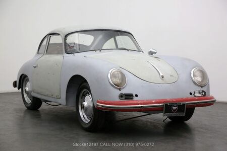 1958 356A Coupe picture #1