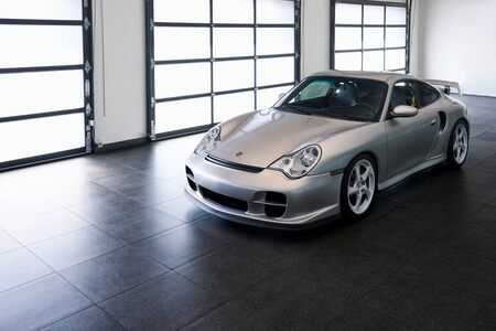 2003 911 GT2 picture #1