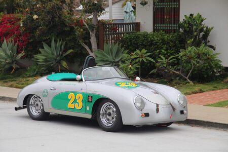 1957 Porsche 356A Speedster Race Car picture #1