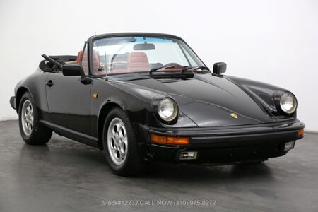 1984 Carrera Cabriolet picture #1