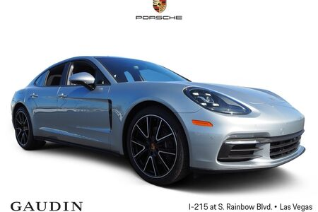 2020 Panamera Base picture #1